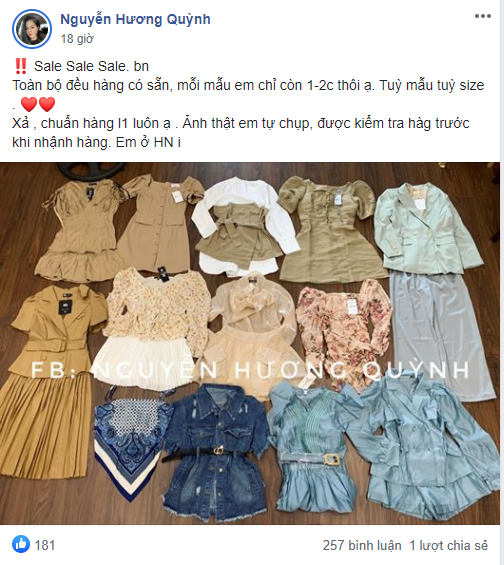 dịch vụ spam comment facebook