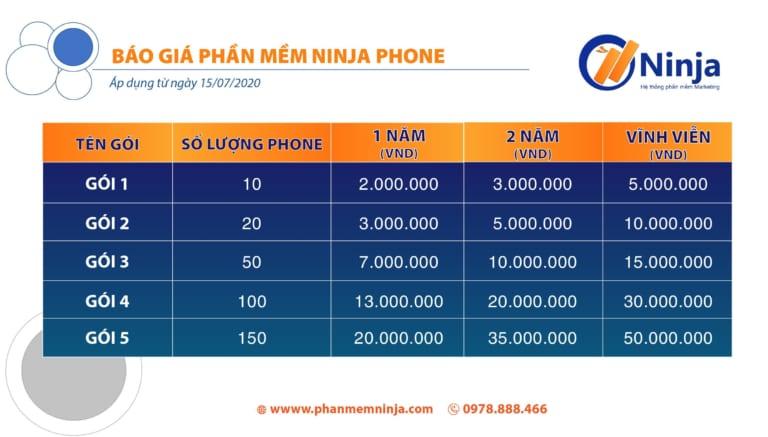 bao-gia-phan-mem-nuoi-nick-tren-dien-thoai-thong-minh-ninja-phone