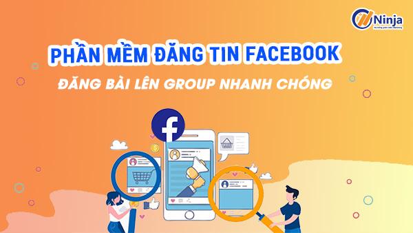 phần mềm đăng tin facebook nhanh chóng